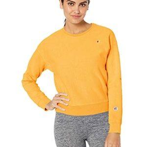 Champion LIFE Women's Garment Dyed-Reverse Weave C